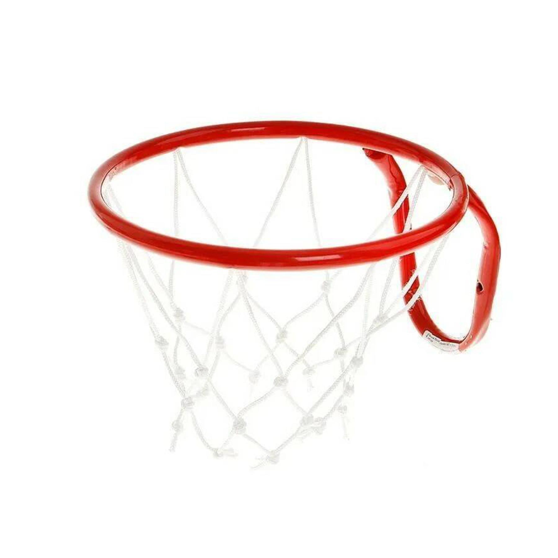 Кольцо баскетбольное d=295 mm детское с сеткой №3 т