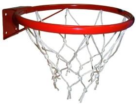 Кольцо баскетбольное d=295 mm детское с сеткой усил. №3 т