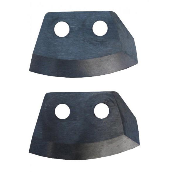 Ножи к ледобуру Helios HS-110 (полукруглые)