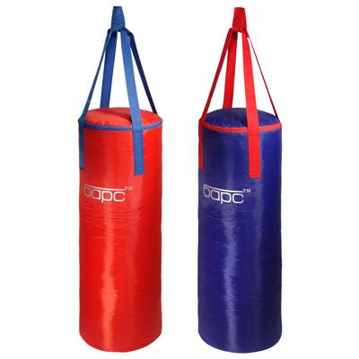 Мешок боксерский МБН-35х130 вес 40 кг (дублир полиэфир, спецсмесь)