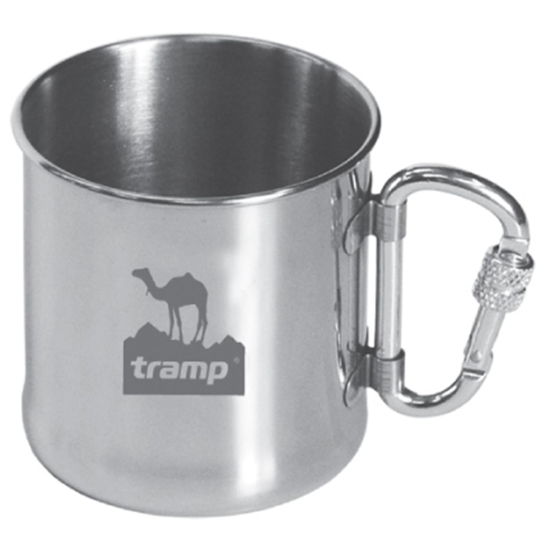 Кружка Tramp TRC-012  300 мл с карабином