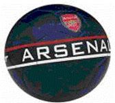 Мяч ф/б 2012/60C  Arsenal синий