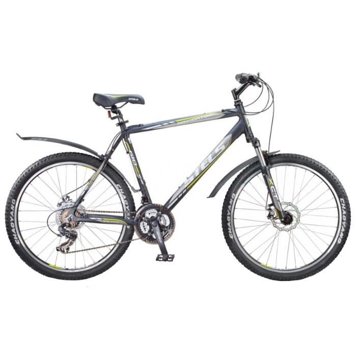 "Велосипед Stels 26"" горный Navigator-610 Disk 21-ск,алюм.рама,двойн.алюм.обода,вилка Suntour"