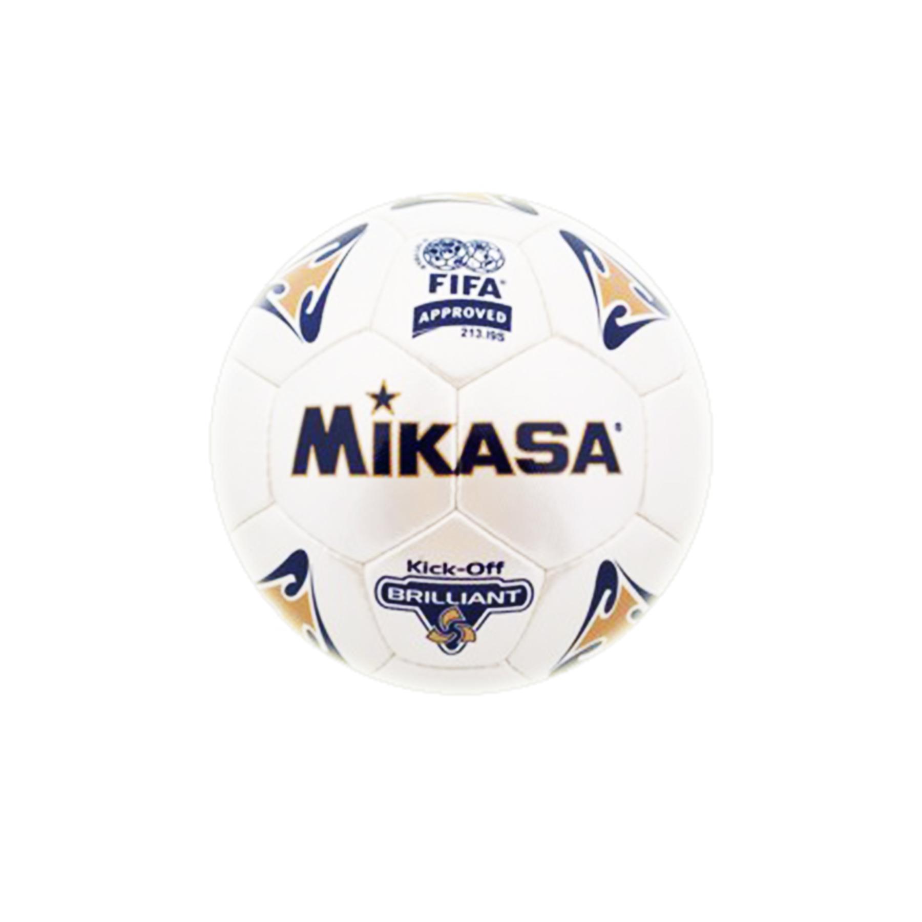 Мяч ф/б Микаса PKC 55 BR-N №5 всепогодн, утвержд FIFA,PU Cordle, высокая аэродинамика