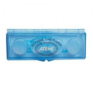 Беруши Атеми ЕР-1 силикон прозрачные 4шт/уп