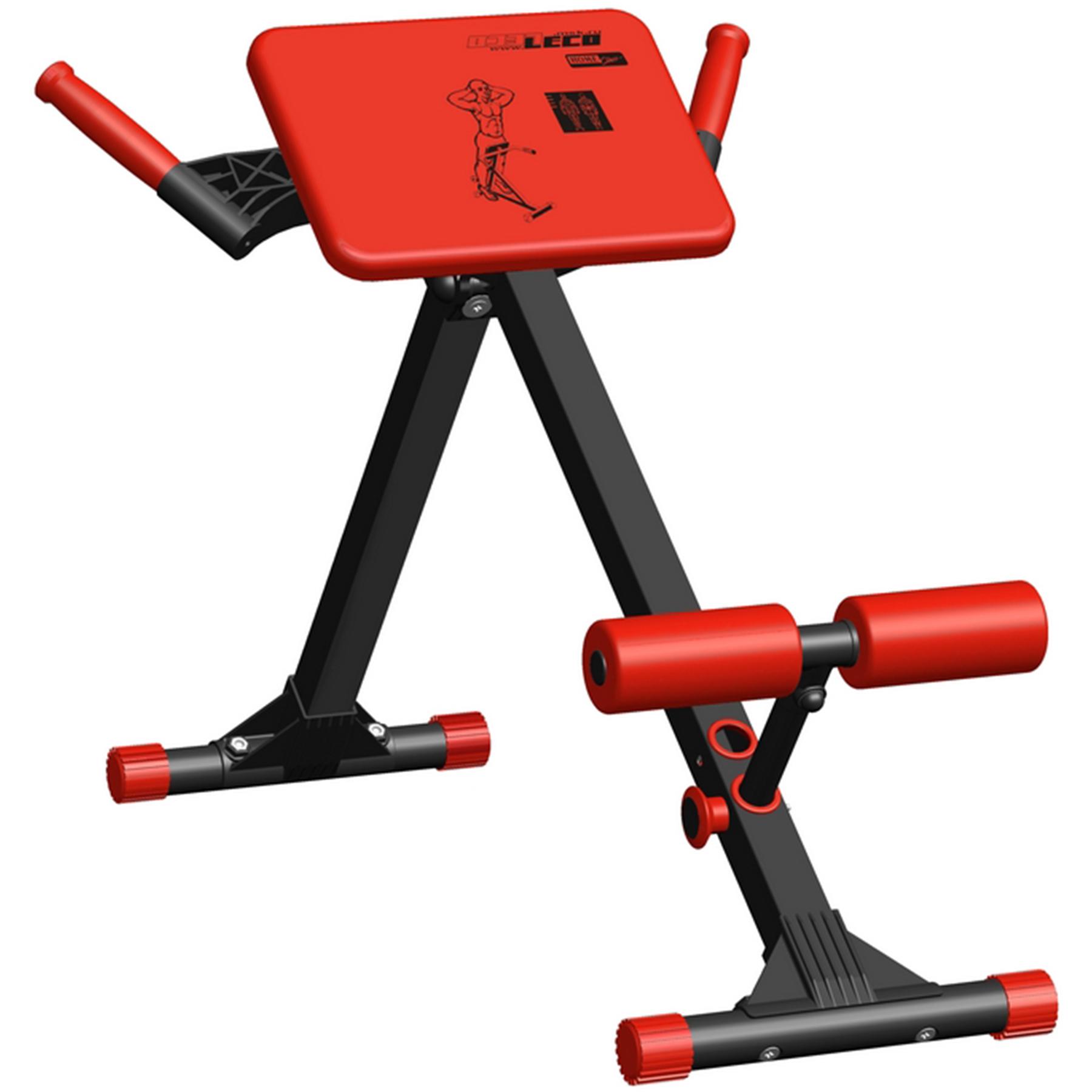 Скамья для мышц спины Leco-IT Home (гп040130)