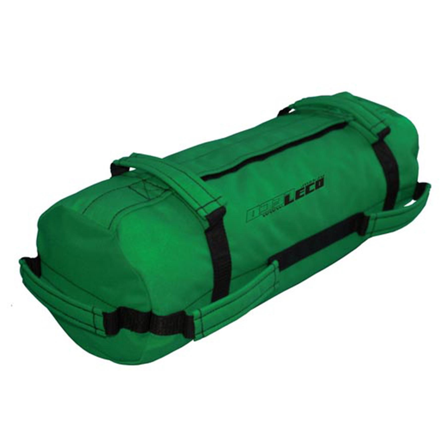 Сендбег (мешок-утяжелитель) Леко на 40 кг, габариты 70*24, 7 ручек (гп037006)