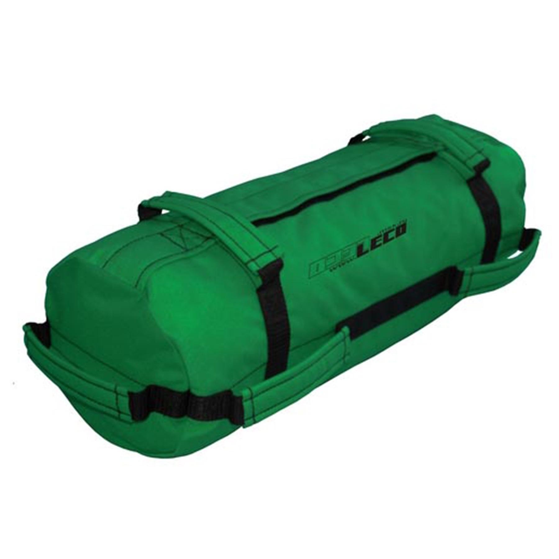 Сендбег (мешок-утяжелитель) Леко на 15 кг, габариты 50*18, 7 ручек (гп037002)