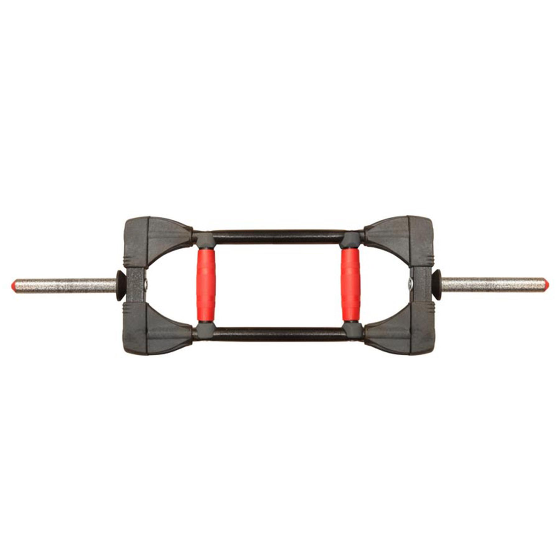 Гриф L-890 мм, d-26 мм Leco-IT Home параллельный, 2,5 кг (гп020144) УЦЕНКА!