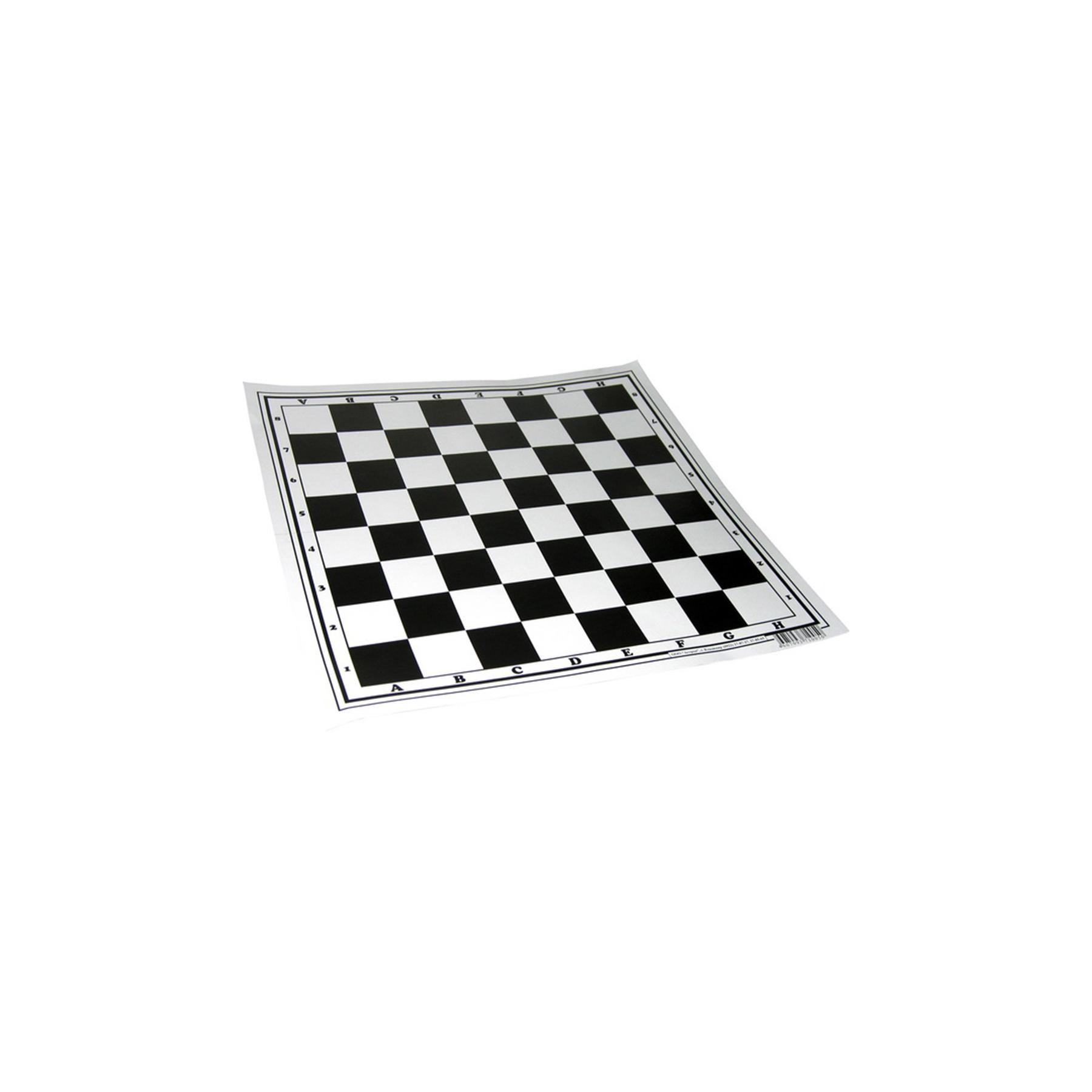 Доска шахматная Астрон (картон) 02-04