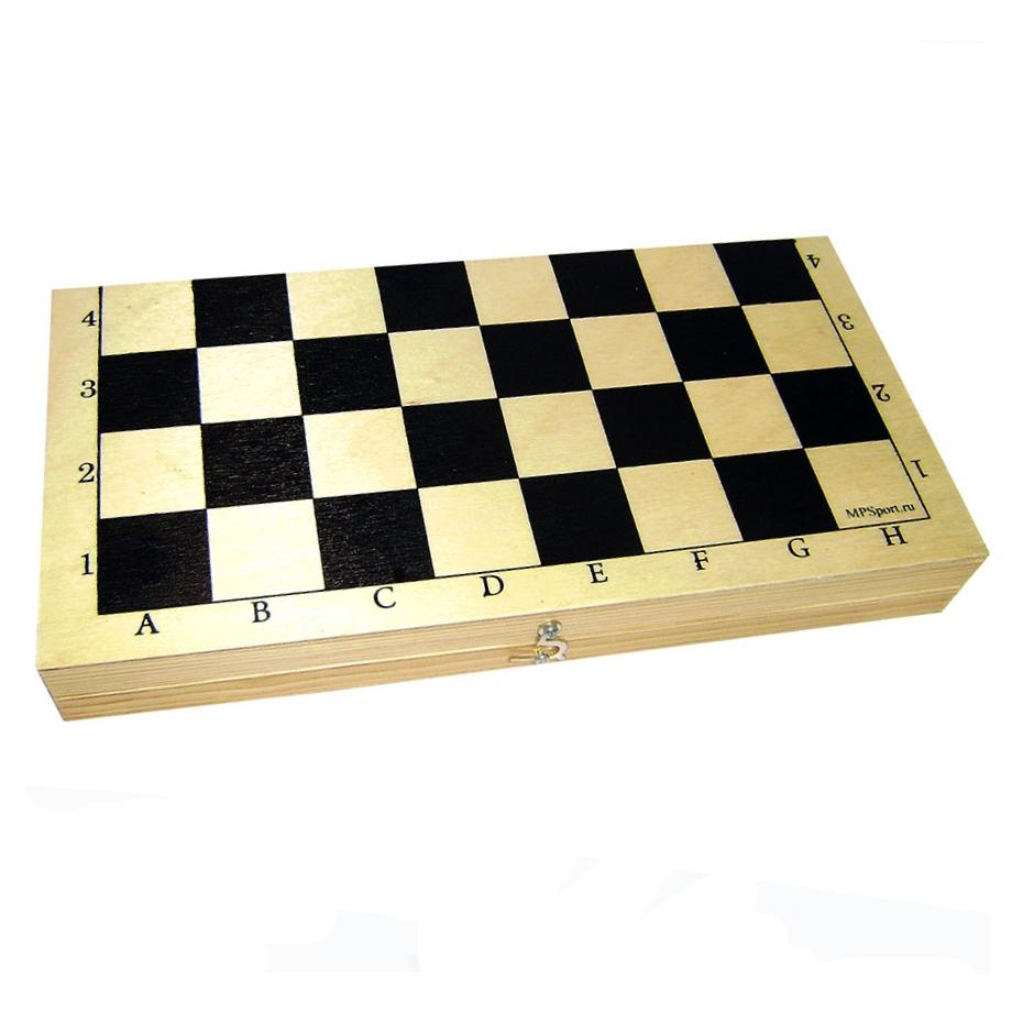 Доска шахматная деревянная малая №3 арт. 02-05