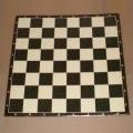 Доска шахматная подарочная (микрогофрокартон) 02-65