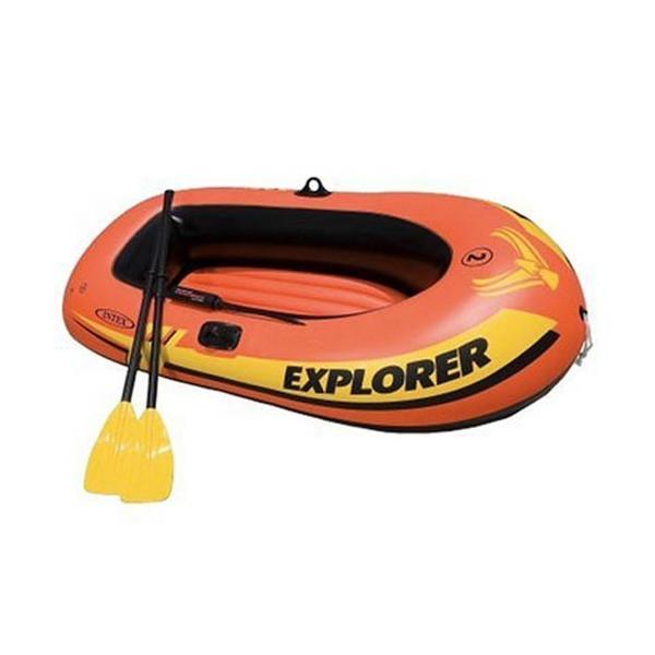 58330 Лодка Эксплорер-200 185*94*41см груз.95 кг
