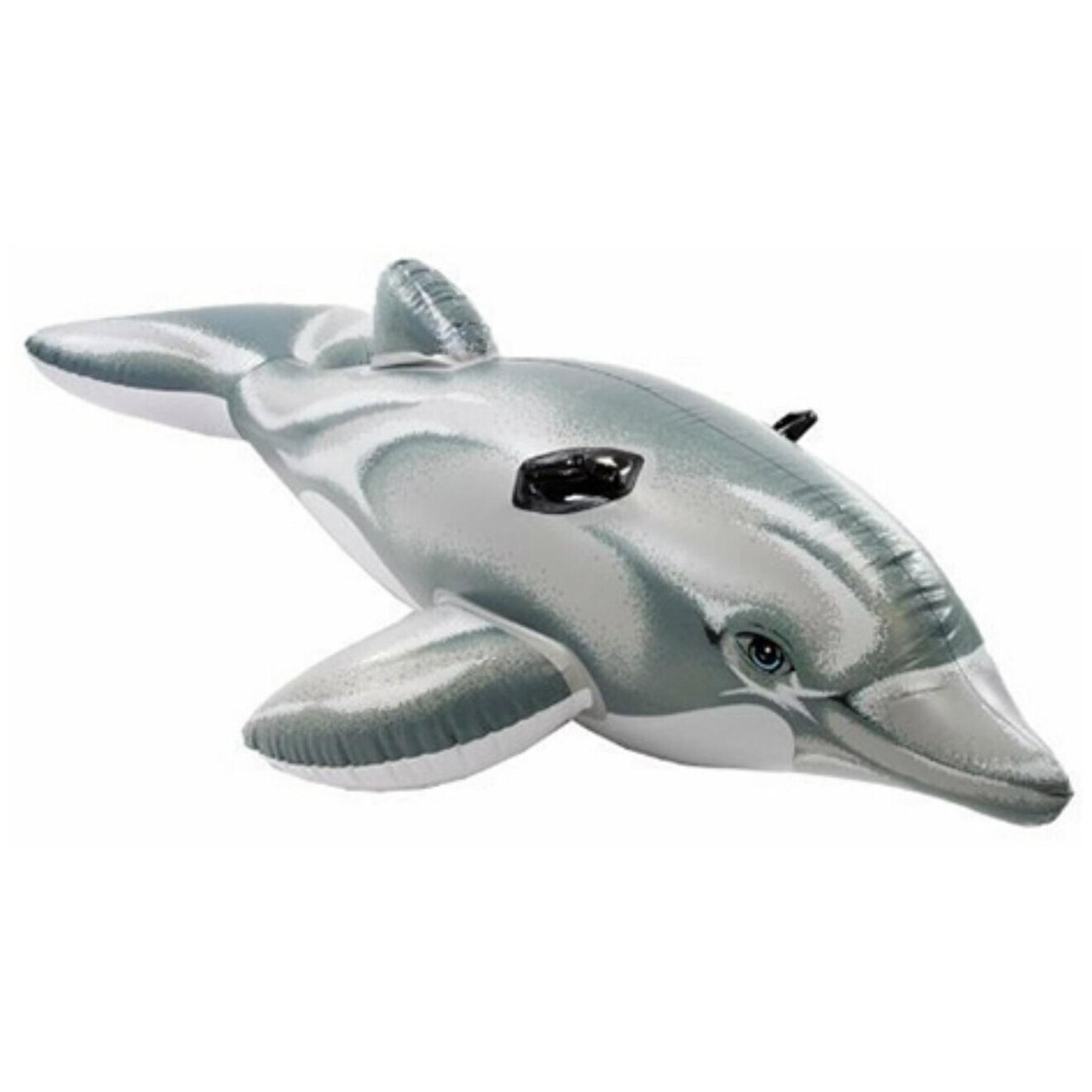 58539 Дельфин серебряный 201*76 см