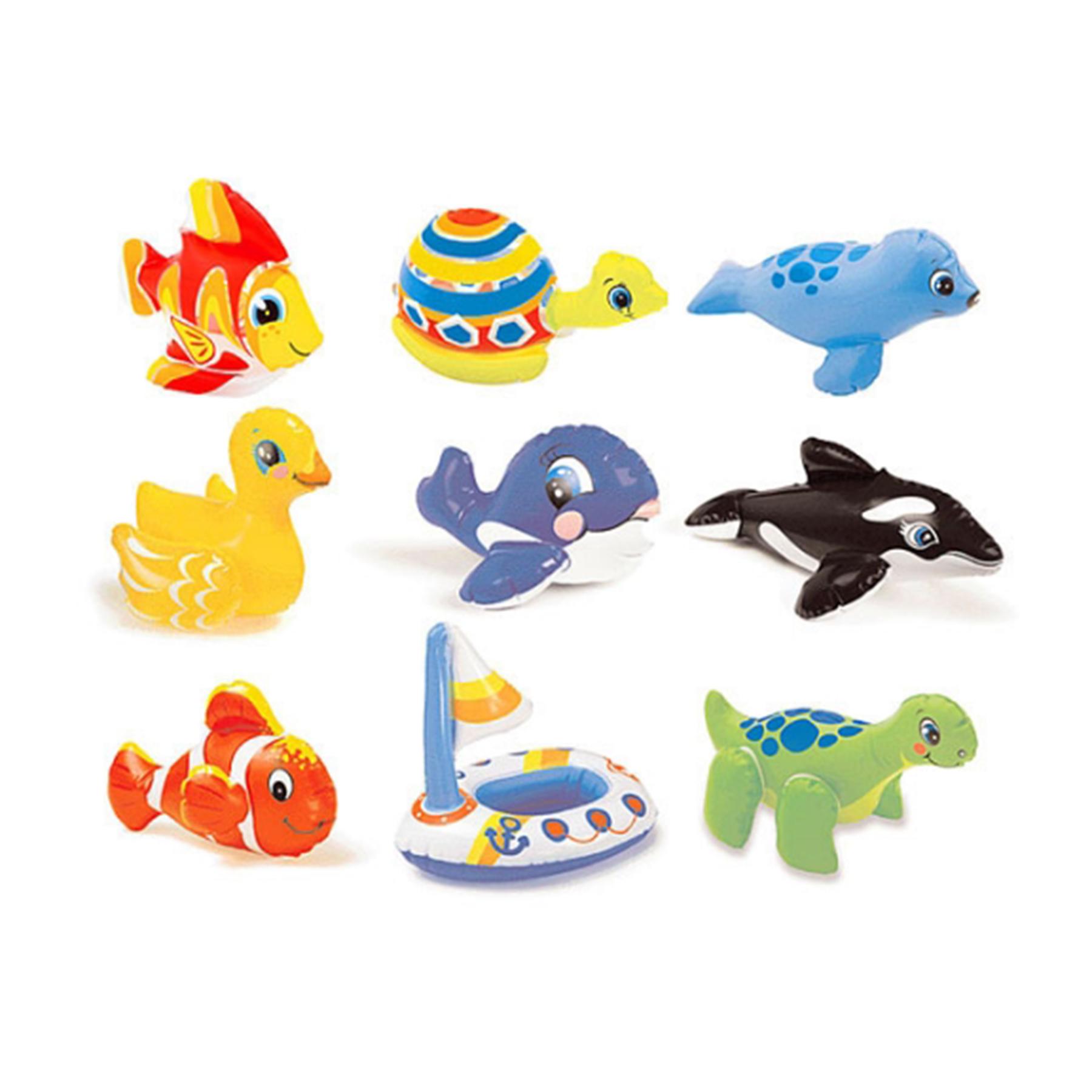 58590 Надувные игрушки /10 видов/