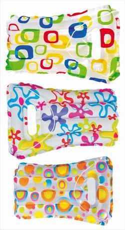 59160 Надувной матрац с окном 3 вида 3-6 лет
