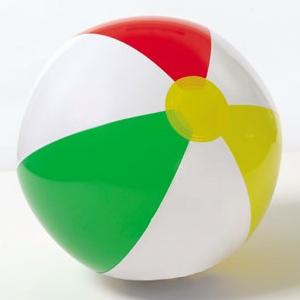 59010 Мяч 6-цветный 41 см