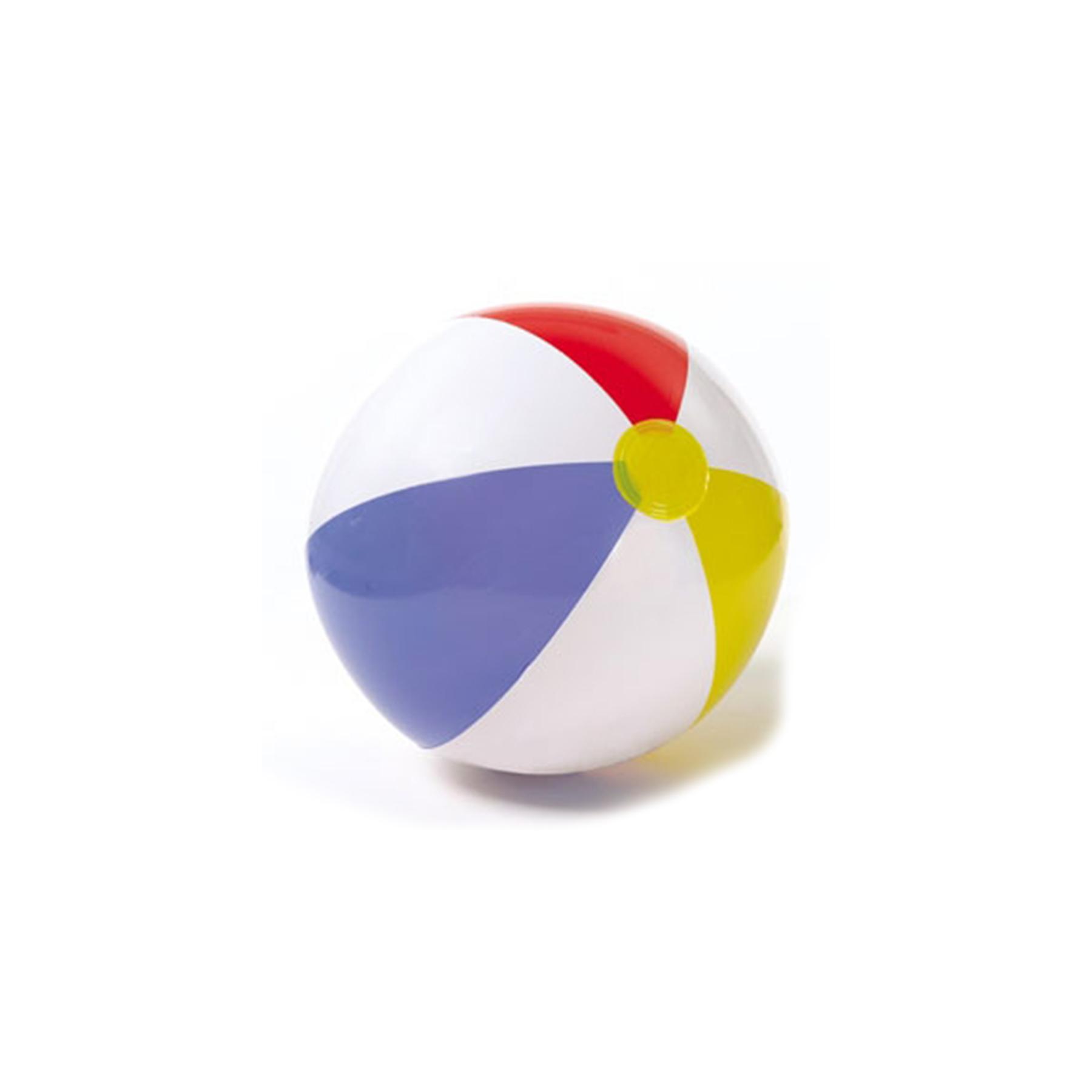 59020 Мяч 6-цветный 51см