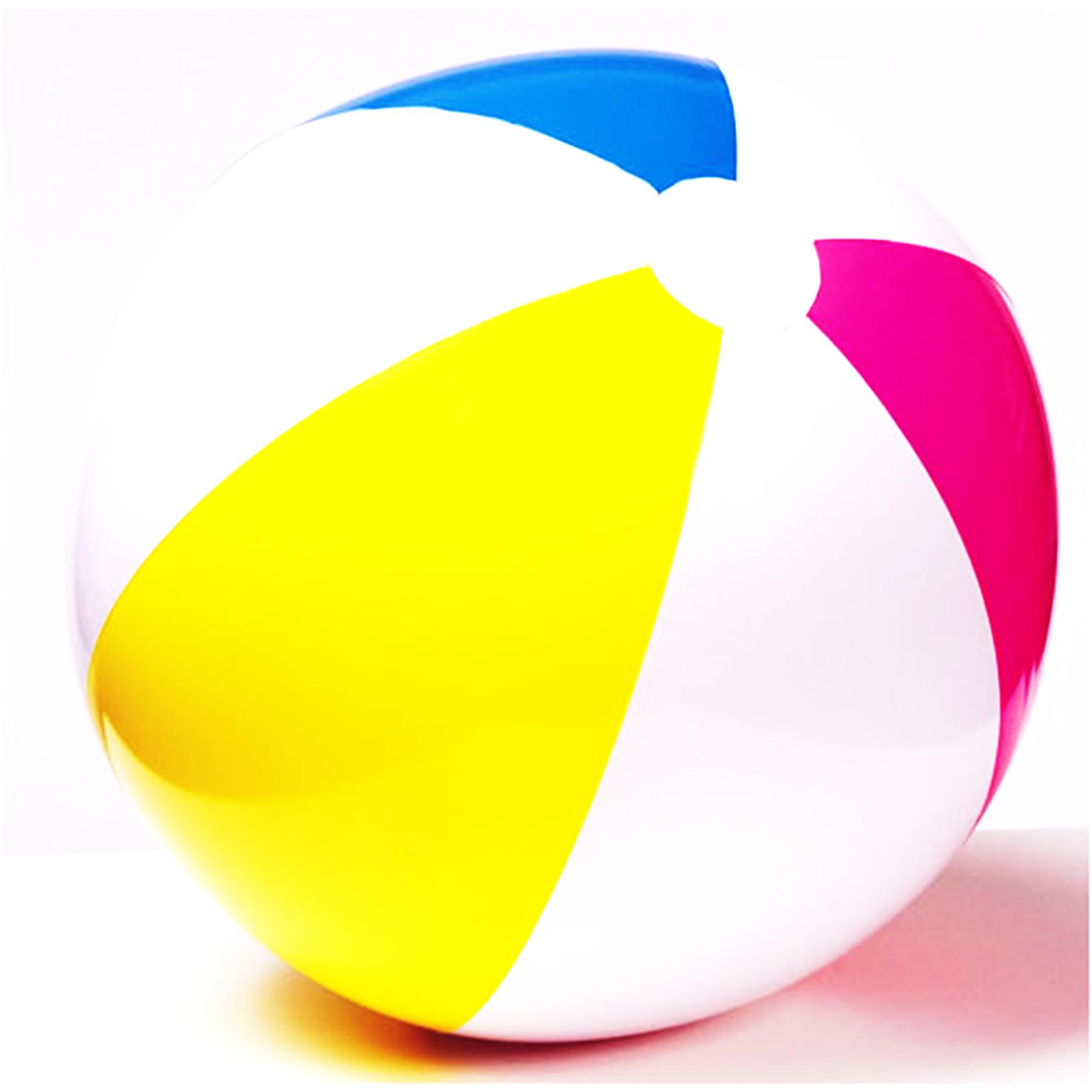 59030 Мяч 6-цветный 61 см