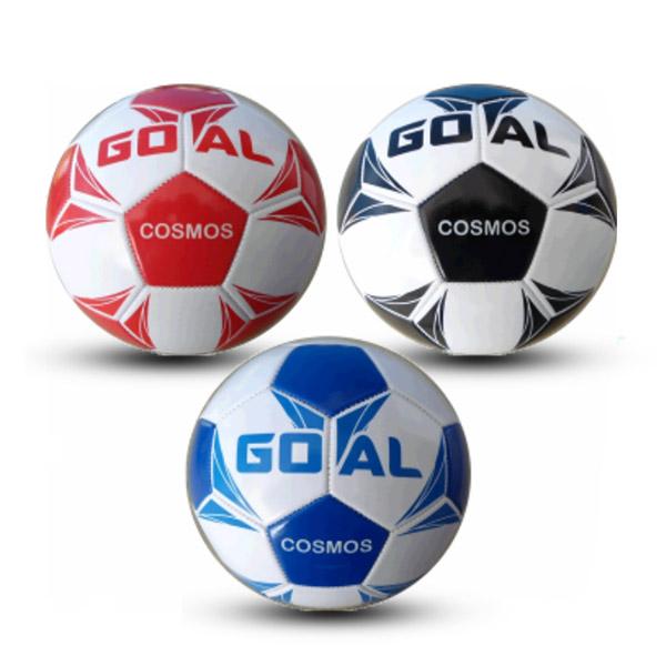 Мяч ф/б 14/063ABC Runway GOAL бело-красный/синий/черный