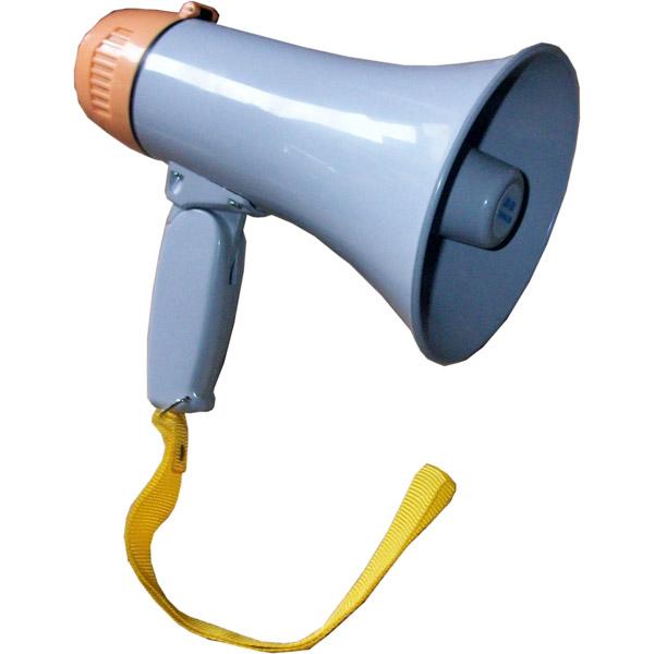Мегафон большой d-15см с увелич.громкости  19220