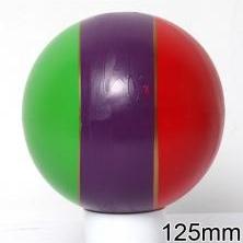 Мяч резиновый 125 мм арт.21 с рисунком
