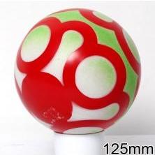 Мяч резиновый 125 мм арт.31 с рисунком
