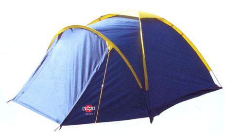 Палатка АТ NOV Shelter 3 (3 кг, водост. 1000 мм, 310*210см h-130см)