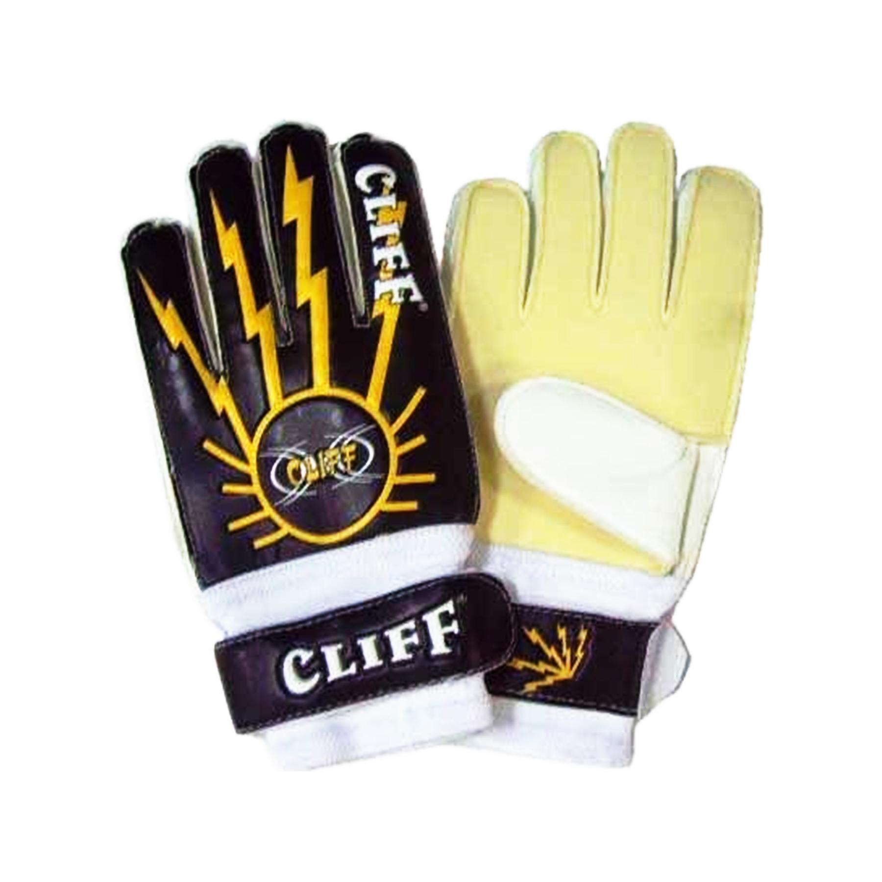 Перчатки вратарские CLIFF Stick (латекс/ПУ)  р. 10/L