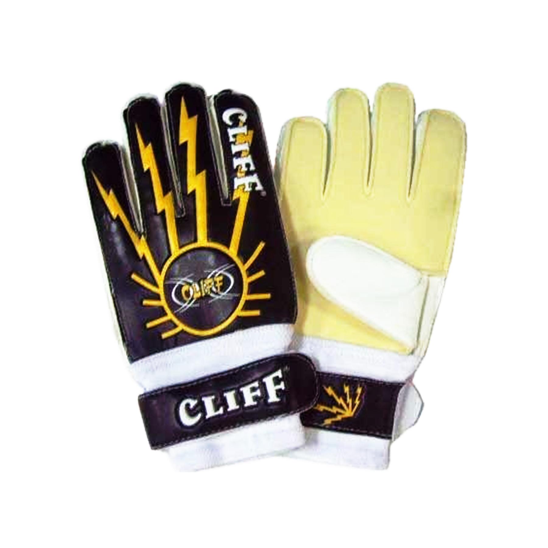 Перчатки вратарские CLIFF Stick (латекс/ПУ)  р. 11/XL