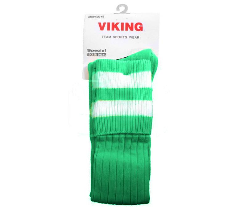 Гетры ф/б  Викинг  зеленые  SN (41-46р) 6193 АКЦИЯ!!! 5.8