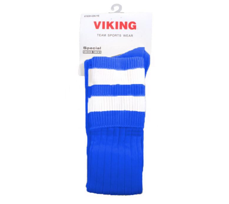 Гетры ф/б  Викинг  синие SN (41-46р) 6193