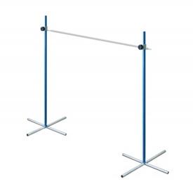 Стойка для прыжков в высоту 2 шт в комплекте с планкой 3 м