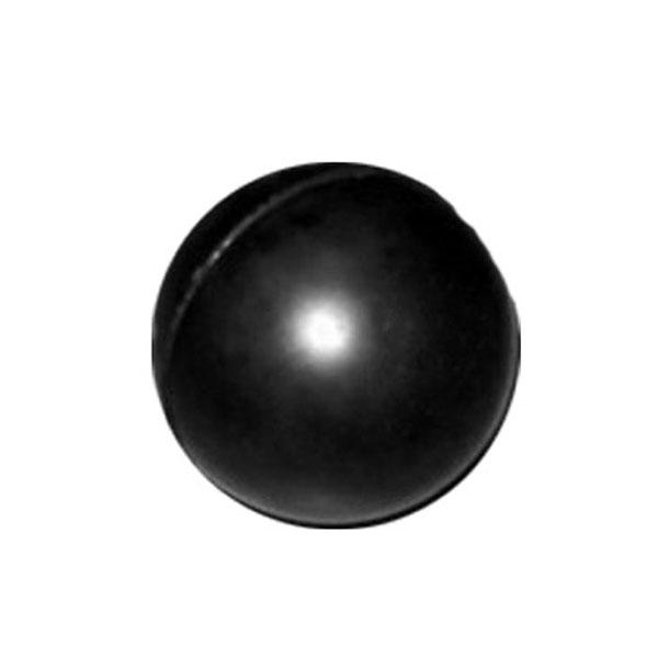 Мяч для метания резиновый 150 гр