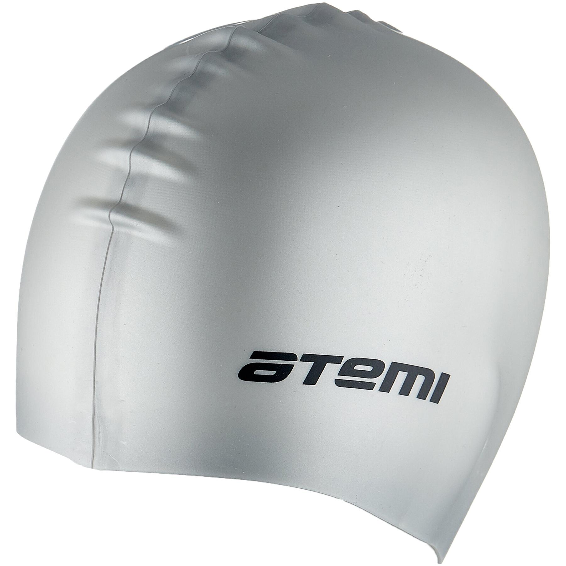Шапочка АТ SC 109 силикон серебристая
