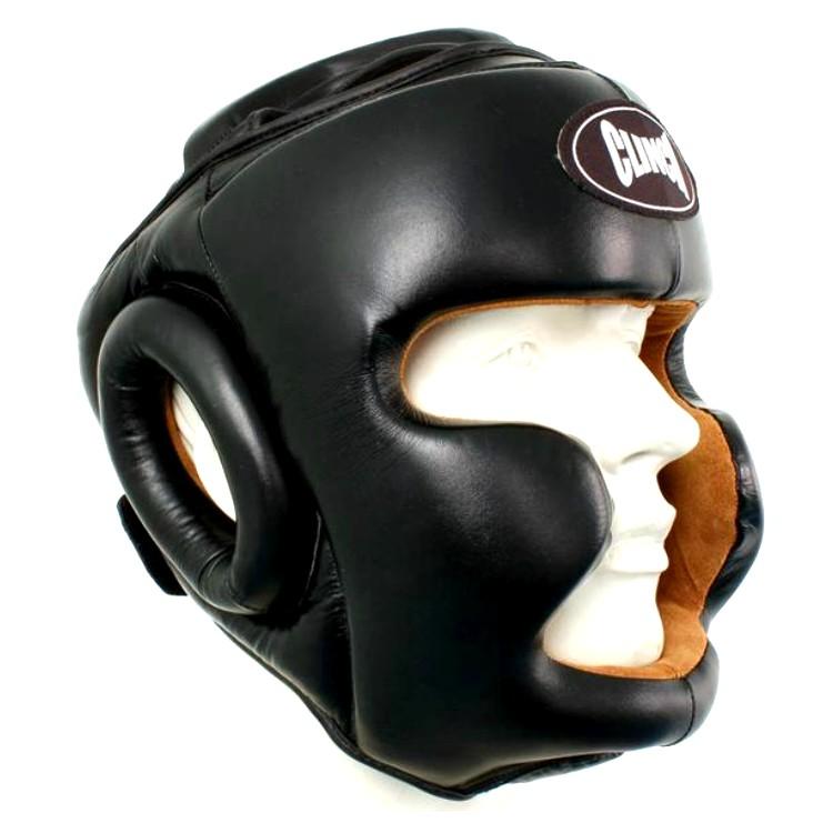 Шлем бокс. Clinch тренировочный C199-L/XL- BK черный