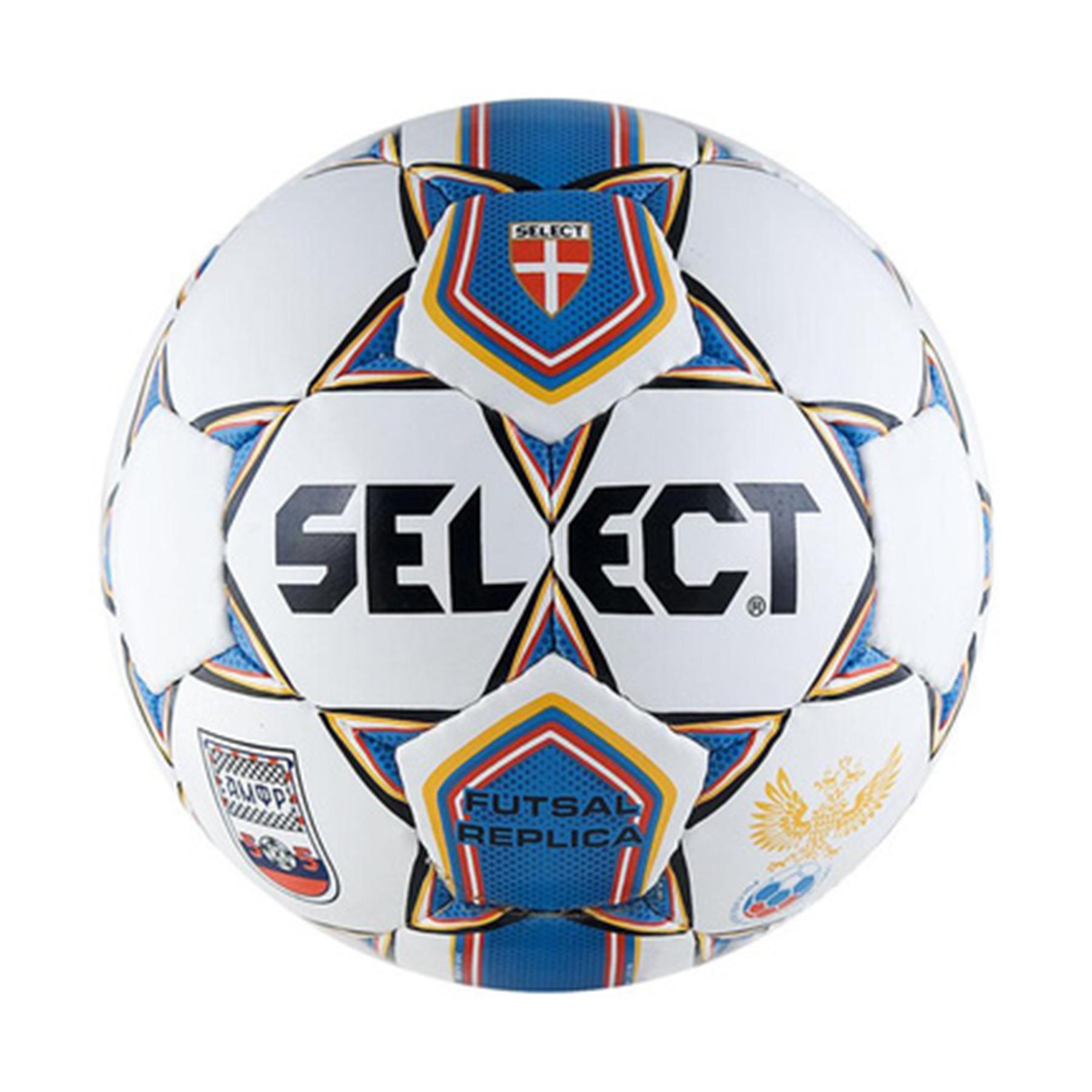 Мяч ф/б SELECT Futsal Replica 2012  №4 РФС  850608 белый