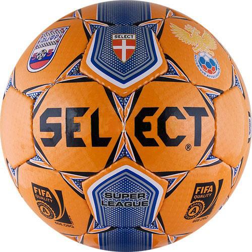 Мяч ф/б SELECT Super League АМФР РФС FIFA 172 для м/ф №4  850708 АКЦИЯ!!! 4.8