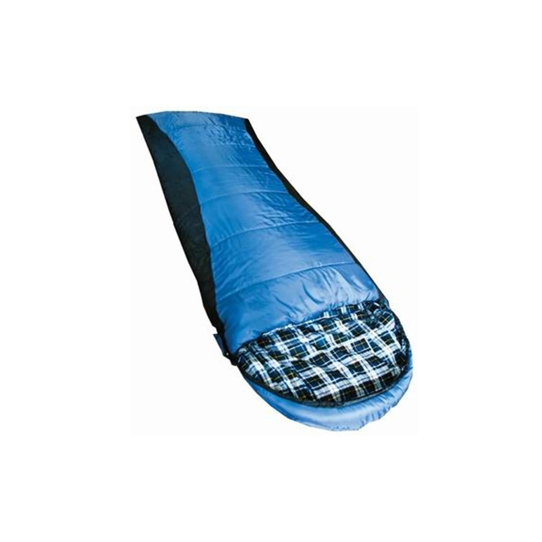 Спальник-одеяло Tramp Nightking 190+40*90см Hollofiber синий TRS-013.06 (-3/+13) правый R