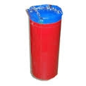 Мешок боксерский цилиндр тент 20 кг на цепях (песок, опилки) 26*80см