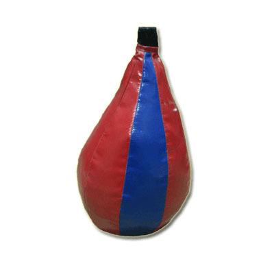 Мешок боксерский каплевидный тент  5 кг цветной