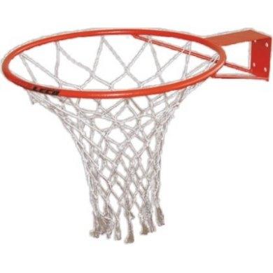 Кольцо баскетбольное d=450 mm с сеткой №7 к