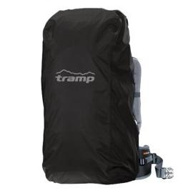 Накидка на рюкзак Tramp р. L (70-100 литров) черный TRP-019 УЦЕНКА!