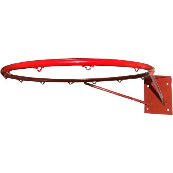 Кольцо баскетбольное d=450 mm стандартное без сетки (пруток 16мм) №7