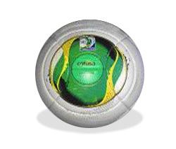 Мяч ф/б 2013/16  Cafusa (Brasil 2014) желто-зелено-белый Чемп.мира 2014