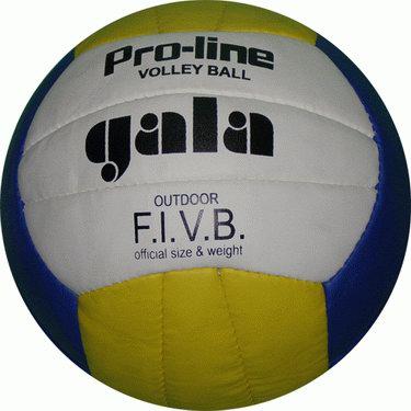 Мяч в/б GALA Outdoor Pro-line 3-цветный шитый 05081