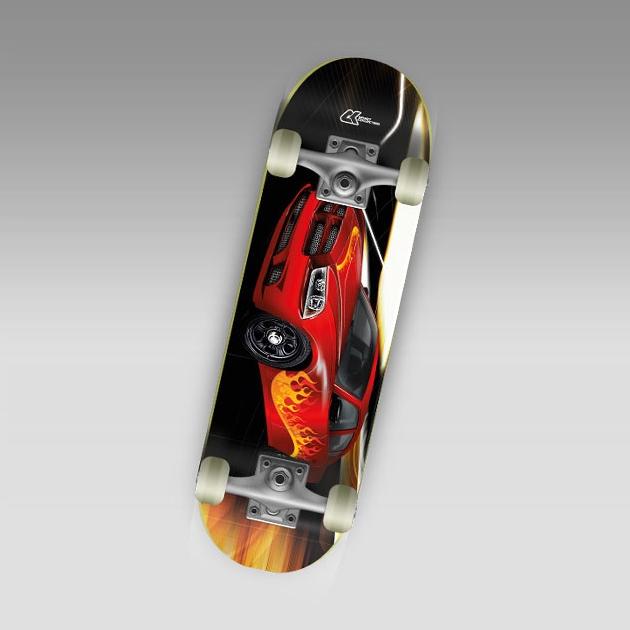 "Скейт SC CAR SP-546 Mini-board  22"""