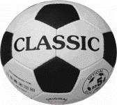 Мяч ф/б 3800/1А Classic черно-белый
