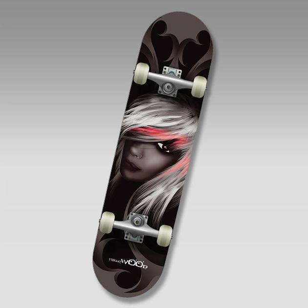 "Скейт SC HW EMO 31"""