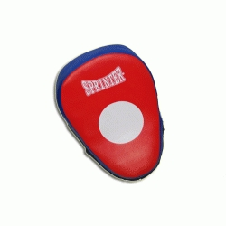 Лапа бокс. Sprinter/Матса гнутая кожзам в пакете (пара)  03133